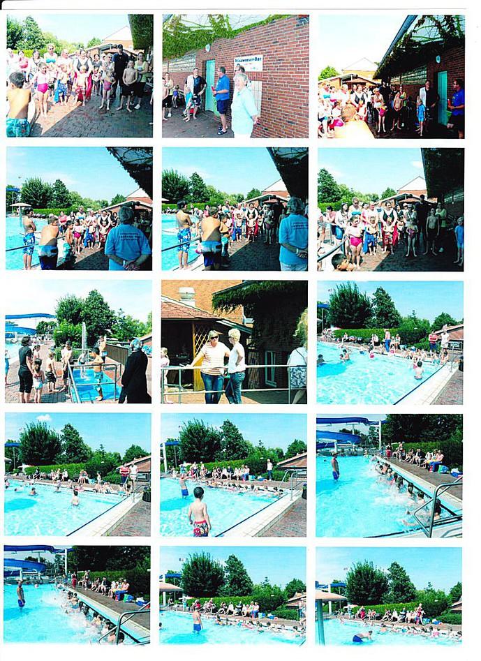 Letzte Runde für die FFBG-Schwimm-Offensive 2014, am 21.07.2014